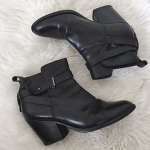 rag & bone ankle Dalton Booties 39.5